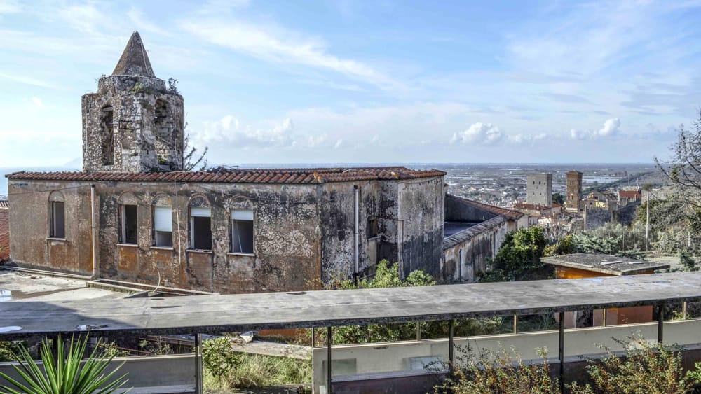 Terracina, ex ospedale San Francesco: 900mila euro per il recupero della struttura - LatinaToday