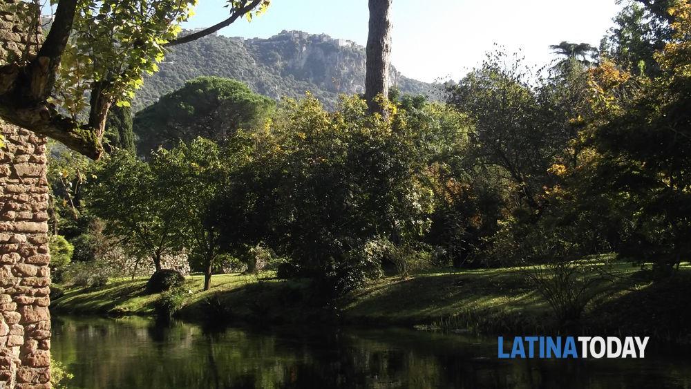 giardino di ninfa parco pi bello d 39 italia premiazione
