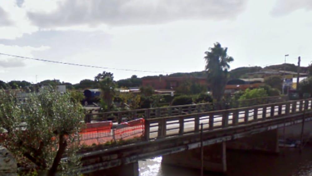 Chiuso il ponte sul fiume sisto - Il giardino sul fiume ...